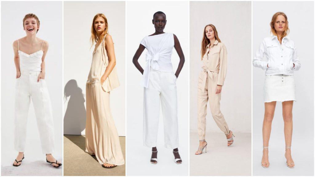 Total Look primavera verano 2020 Tendencias de moda mujer
