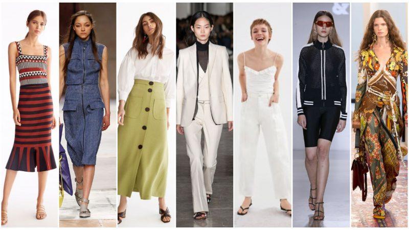 estilos de moda verano 2020 Tendencias de moda mujer