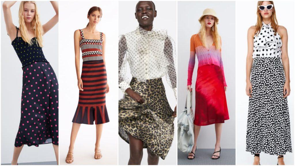mix estampas verano 2020 Tendencias de moda mujer