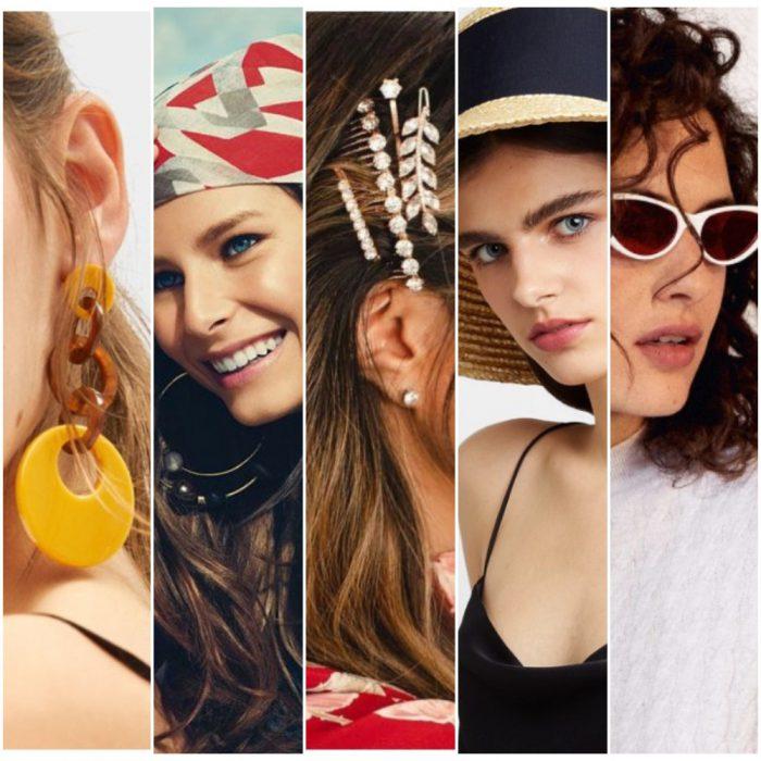 Accesorios de moda para mujer verano 2020 Tendencias