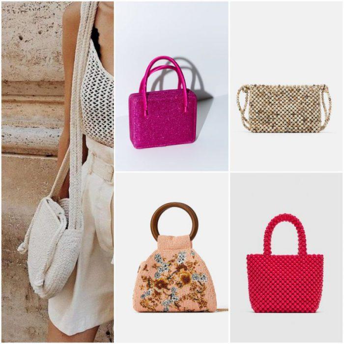 Carteras minibag tendencias primavera verano 2020