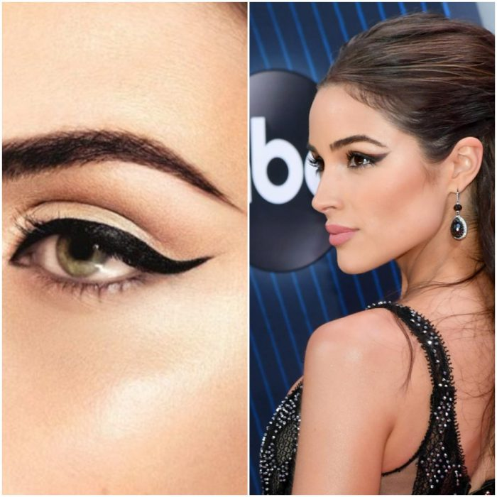 Cat Eyes TEndencias en maquillaje verano 2020