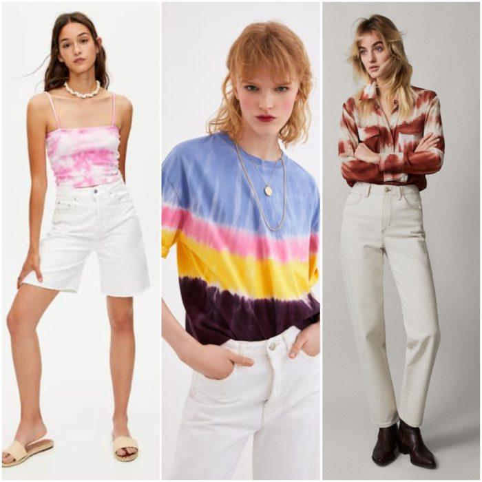 Estampa batik verano 2020 Tendencia de moda