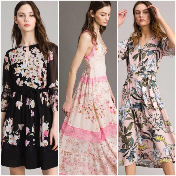 Estampas florales verano 2020 Tendencia de moda