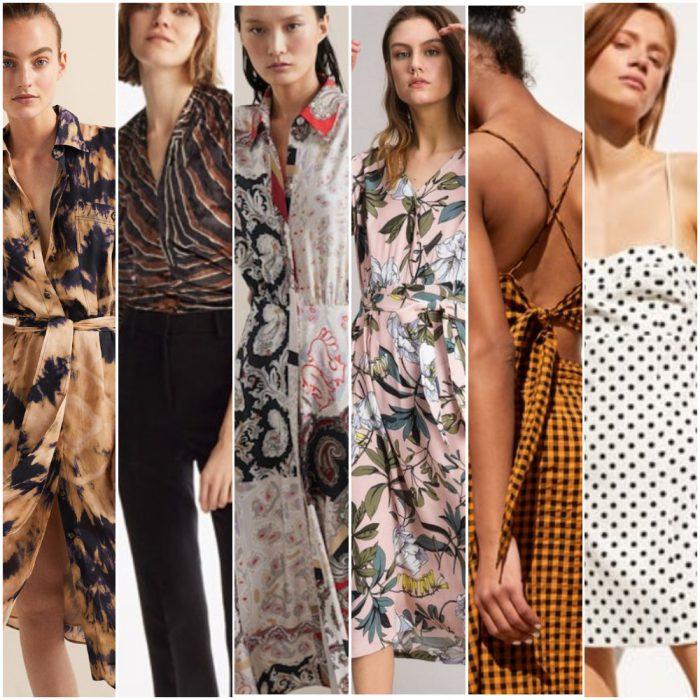 Estampas verano 2020 Tendencia de moda