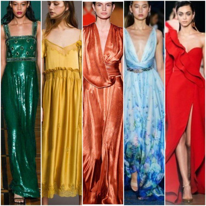 Fotos de vestidos de fiesta verano 2020 Tendencias
