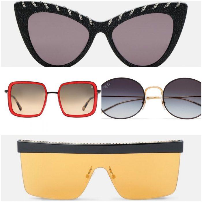 Gafas Mujer Lentes de sol de moda verano 2020 Tendencia Argentina