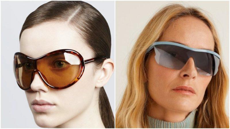 Gafas XL tendencias verano 2020