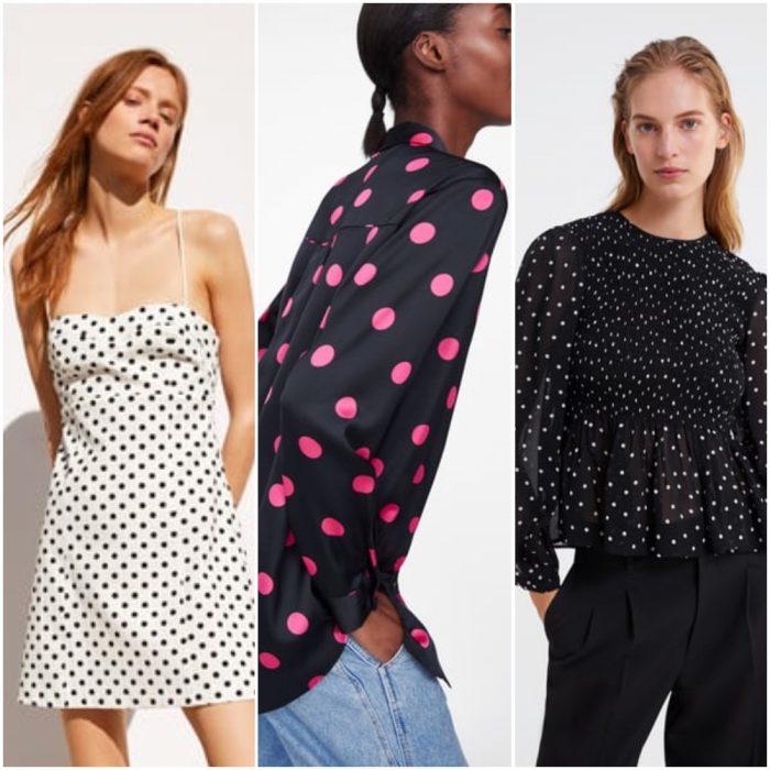 Lunares verano 2020 Tendencia de moda