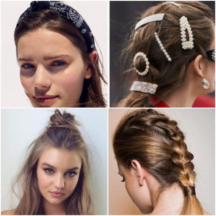 Tendencias en peinados para mujer primavera verano 2020