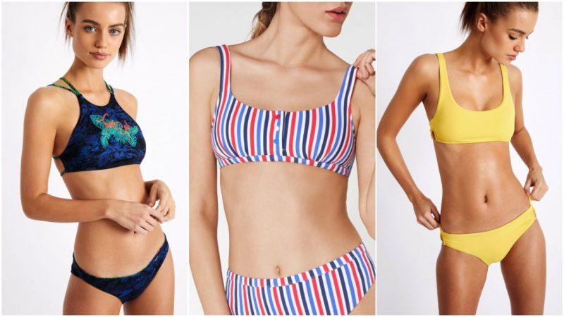 bikinis deportivos verano 2020 Tendencias