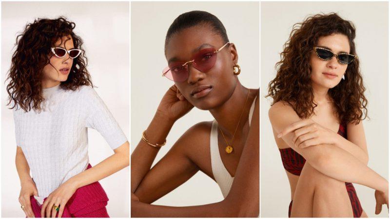 gafas de sol ojos de gato verano 2020 Tendencias