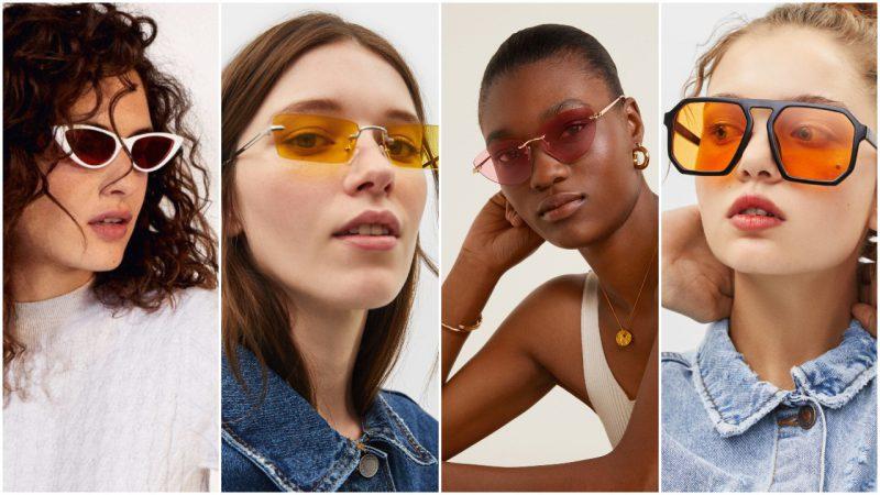 gafas lentes de sol Accesorios verano 2020 Tendencias