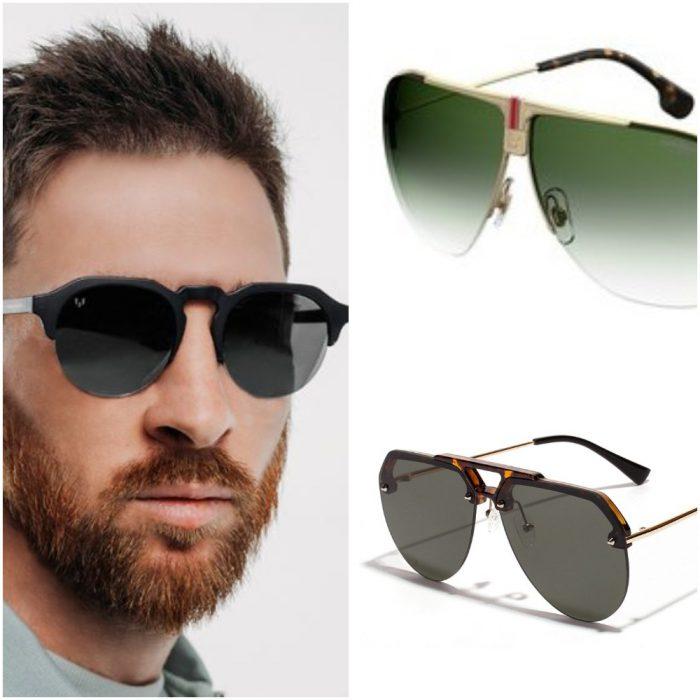 Gafas browline para hombre Verano 2020 Tendencias