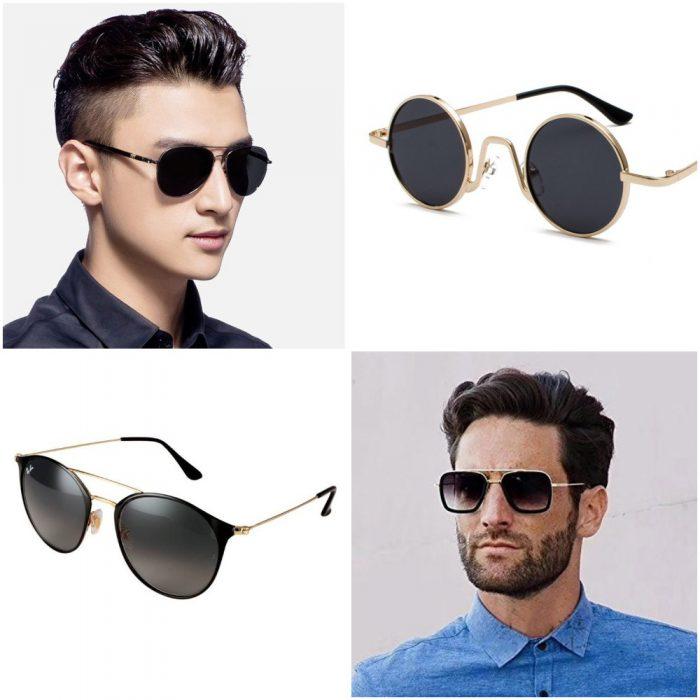 Gafas de moda para hombres 2020 Tendencias