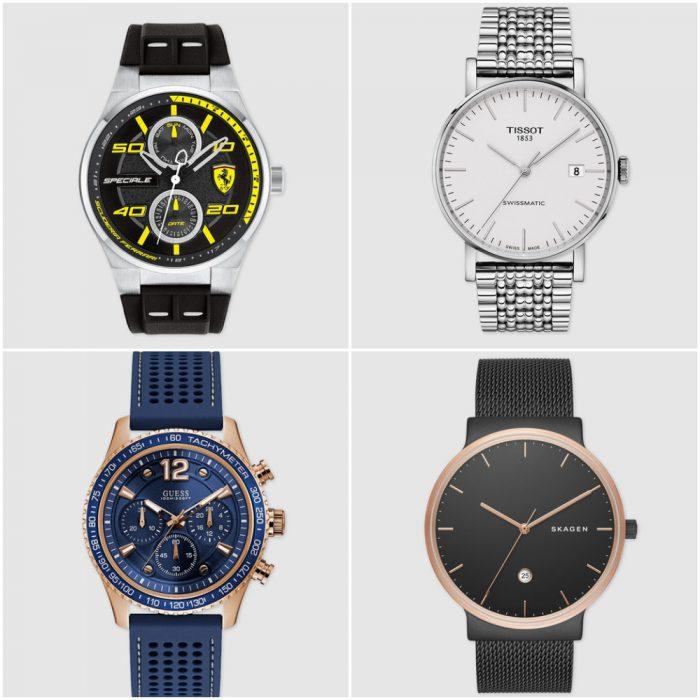Relojes de moda para hombres 2020