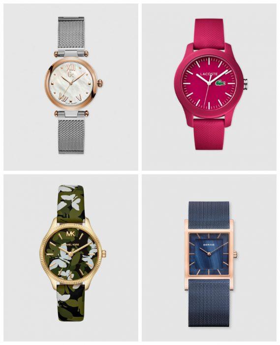 Relojes de moda para mujer 2020 Tendencias