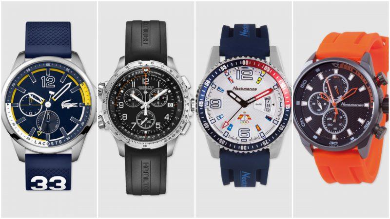 Relojes deportivo hombres tendencias moda 2020