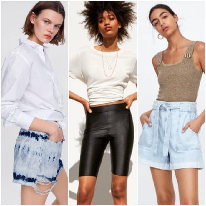 Short y calzas verano 2020 Tendencia ropa mujer