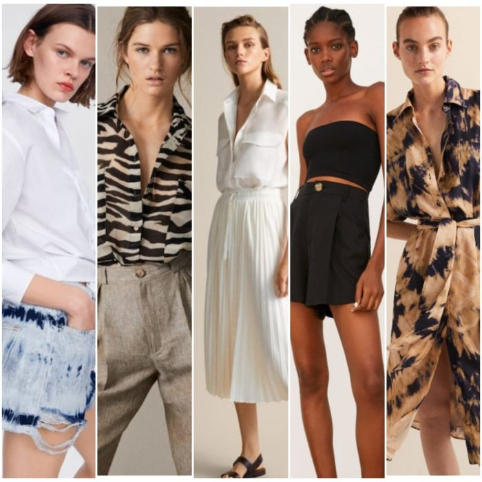 ropa de moda verano 2020 argentina