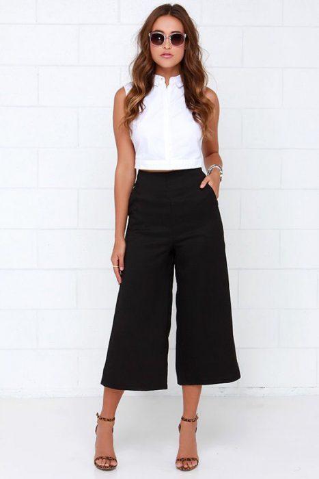 Look en pantalon para ir a trabajar