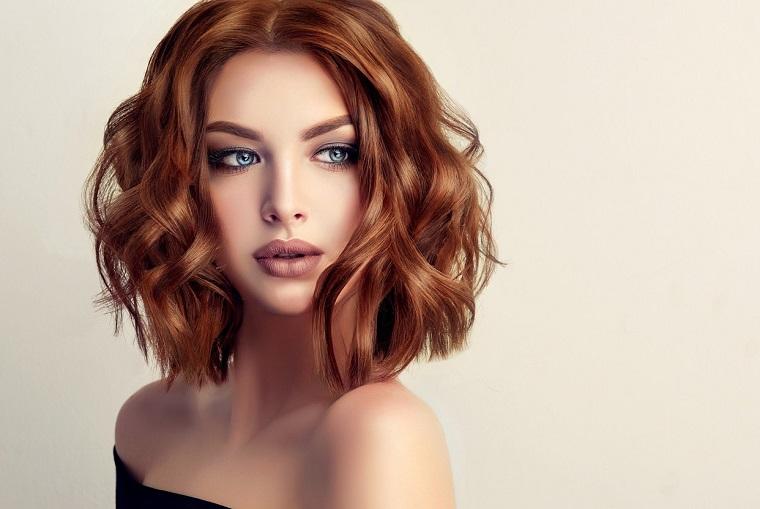 color de pelo rojo verano 2020