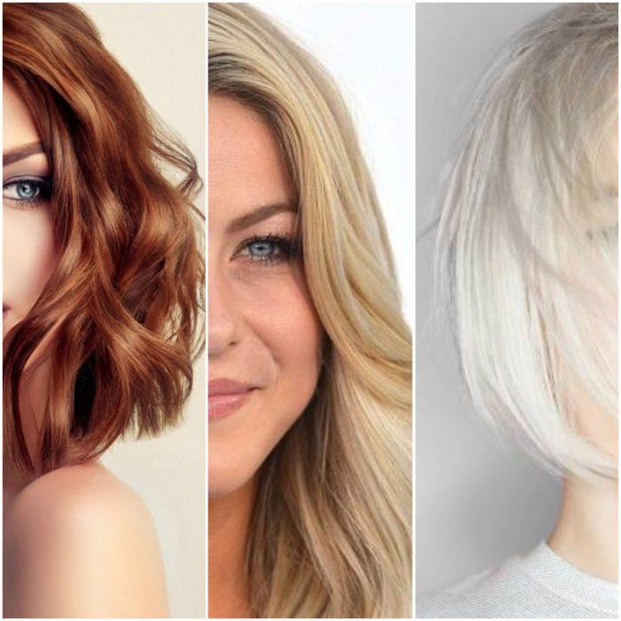 colores para el pelo verano 2020 Teñite y esta a la moda