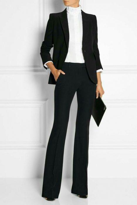 look formal elegante atemporal ara mujer