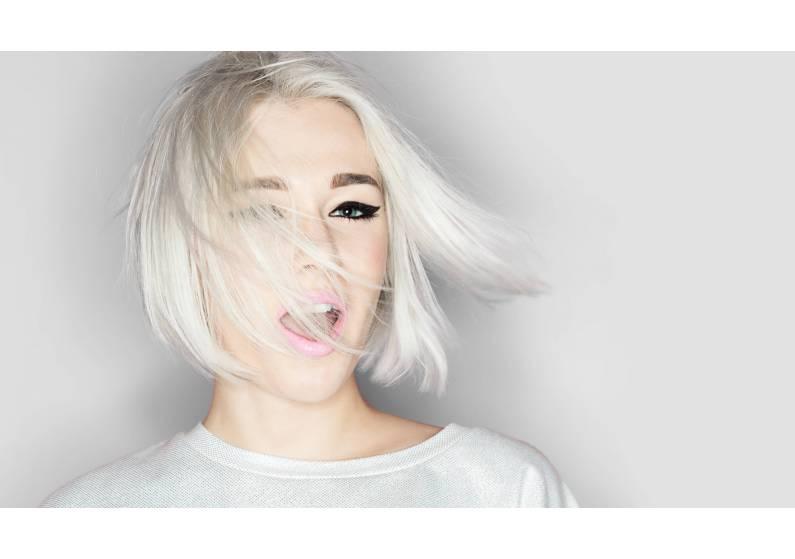 pelo blanco verano 2020