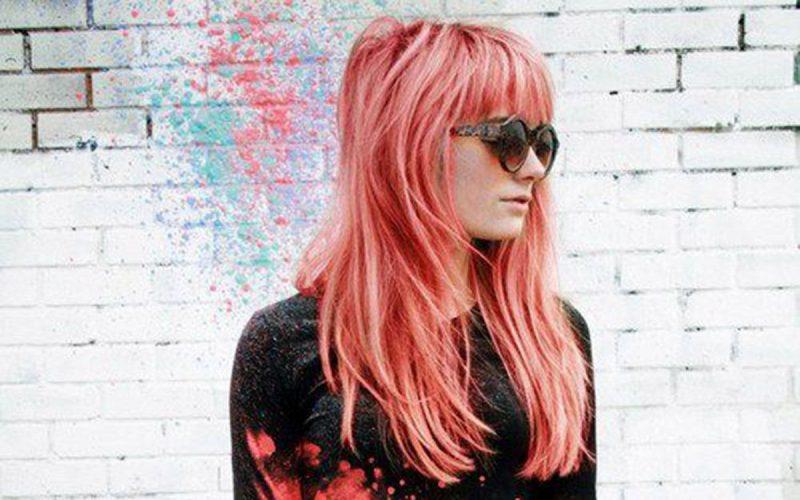 pelo rosa coral 2020