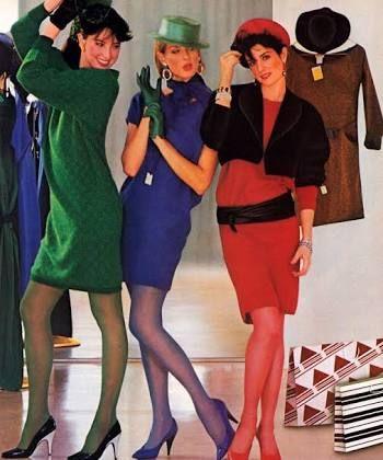 colores de los años 80