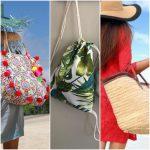 bolsos para llevar a la playa