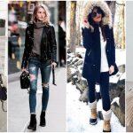 look basicos para el invierno