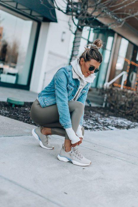 campras de jeans para el invierno