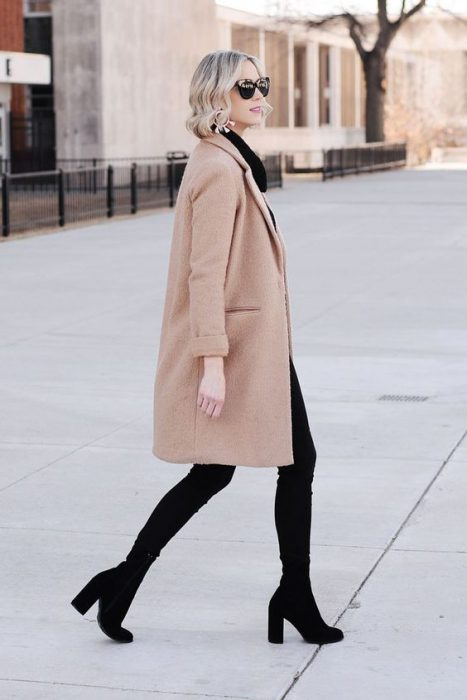 botas para un look formal