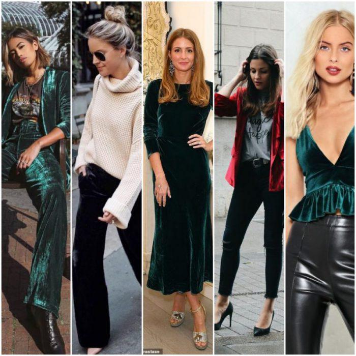 Outfits En Terciopelo Para Invierno 2021 Muy Trendy