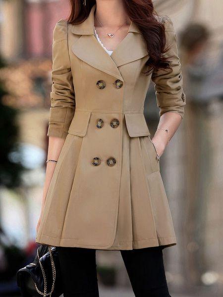 Outfits De Mujer Con Gabardina O Trench 2021 Muy Trendy