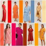Colores de moda primavera verano 20202 Tendencias