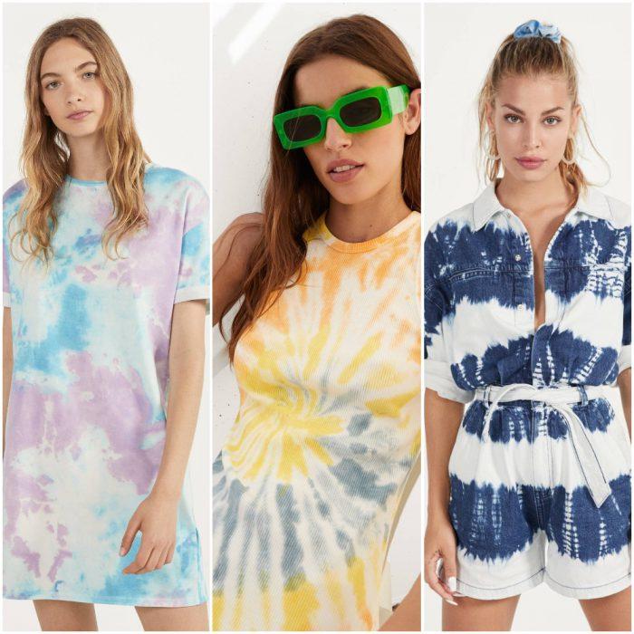 Tie Dye Estampas primavera verano 2021