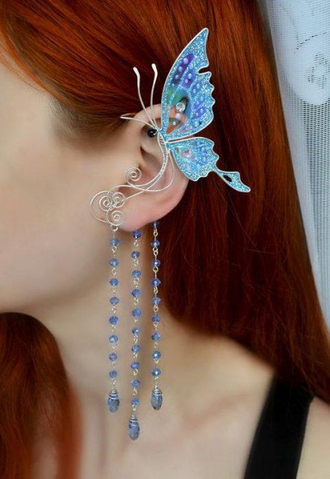 aro mariposa