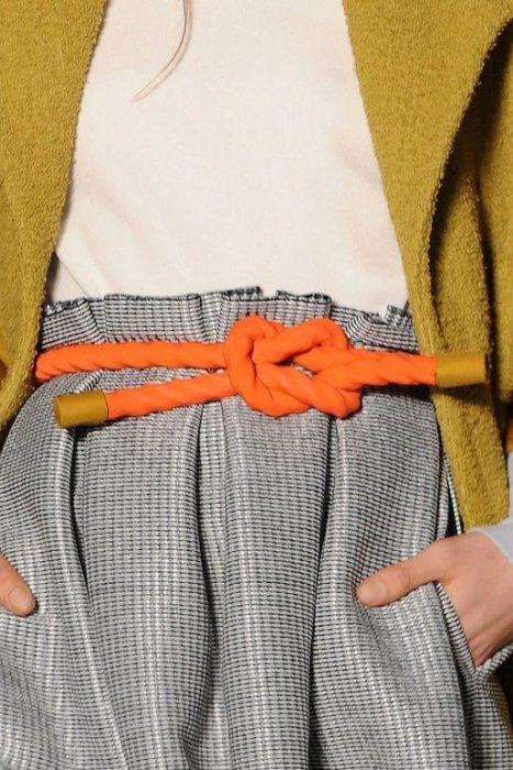 cinto de cuerda