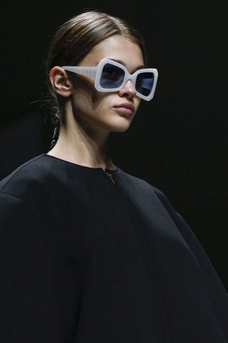 gafas con formas geometricas