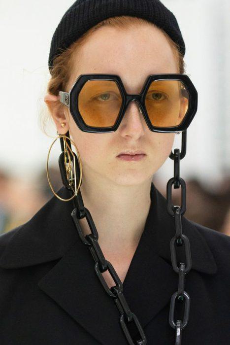 gafas modernas