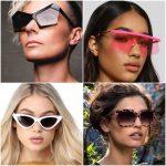 gafas y lentes de moda