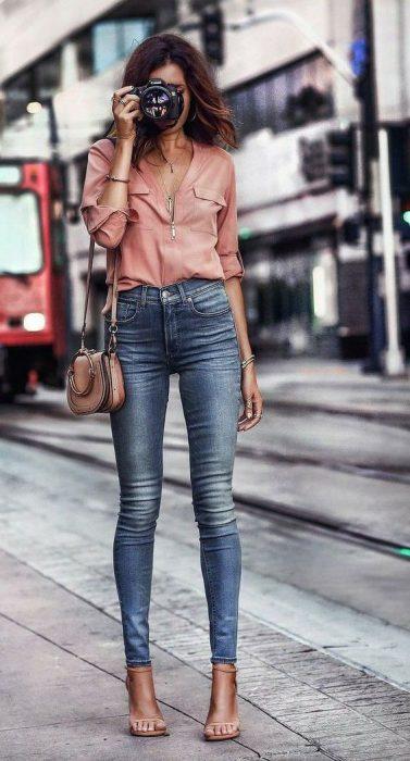 look informal primavera jeans