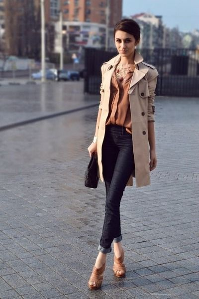 look urbano primavera jeans