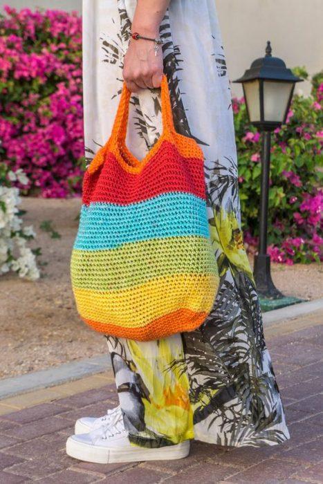 cateras a crochet verano 2021