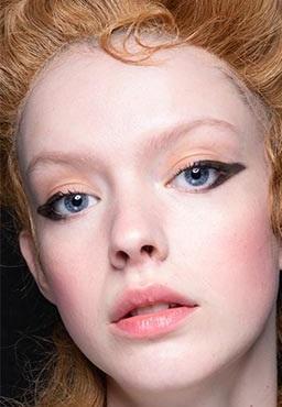 forro alado exterior moda maquillajes invierno 2021