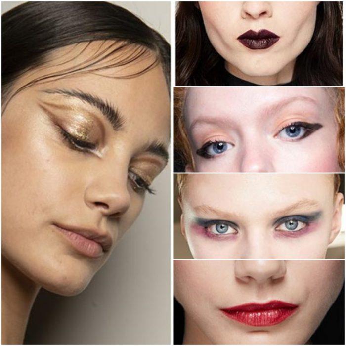 maquillaje de moda invierno 2021