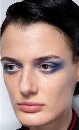 maquillaje ojos con sombra nublados